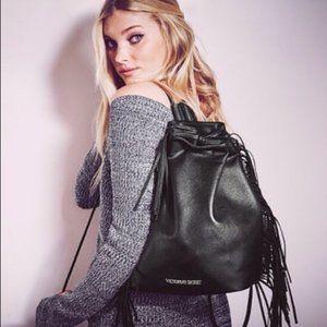 Victoria Secret backpack.